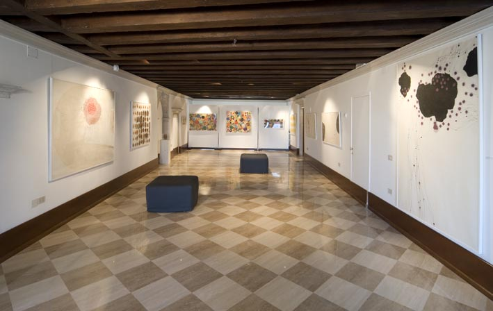 Venezia galleria d'arte Giudecca 795